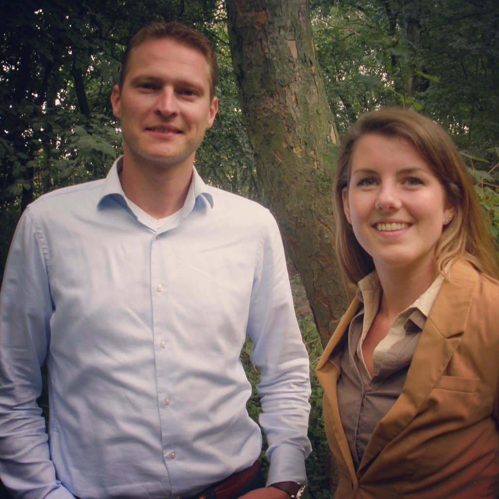 Sebastiaan en Julia Skanna Den Haag